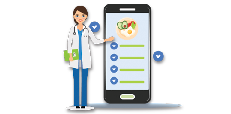 Software for Nutritionist