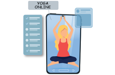 Software for Yoga Trainer